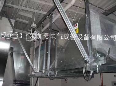 矩形风管柔性抗震支吊架
